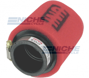 Uni-Filter Angled 2-Stage Red 1-3/4 x 4 UP-4182ST