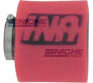 Uni-Filter Angled 2-Stage Red 2 x 4 UP-4200ST