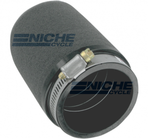 Uni-Filter Straight Black 2-1/2 x 4 UP-4245