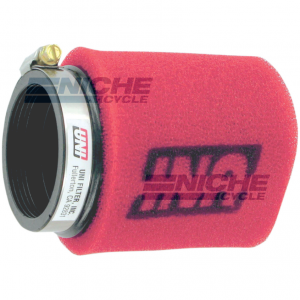 Uni-Filter Angled 2-Stage Red 2-1/4 x 4 UP-4229ST