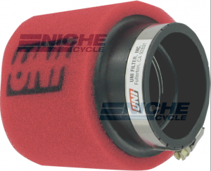Uni-Filter Angled 2-Stage Red 2-3/4 x 4 UP-4275AST