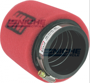 Uni-Filter Angled 2-Stage Red 2-3/4 x 4 UP-4275ST