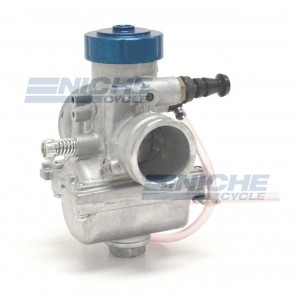 Mikuni 24mm Yamaha TTR125 PreJetted Carburetor w/ Blue Billet Cap VM24-TTR125B