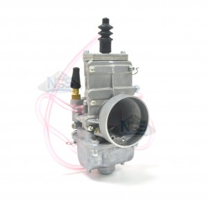 Mikuni TM38 Flat Slide 38mm Carburetor - Snowmobile TM38-102