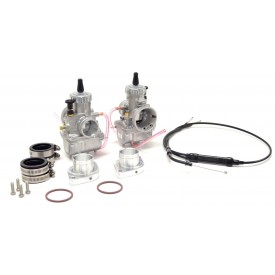 Yamaha Virago 750/920 Mikuni VM34 34mm Carburetor Conversion Kit
