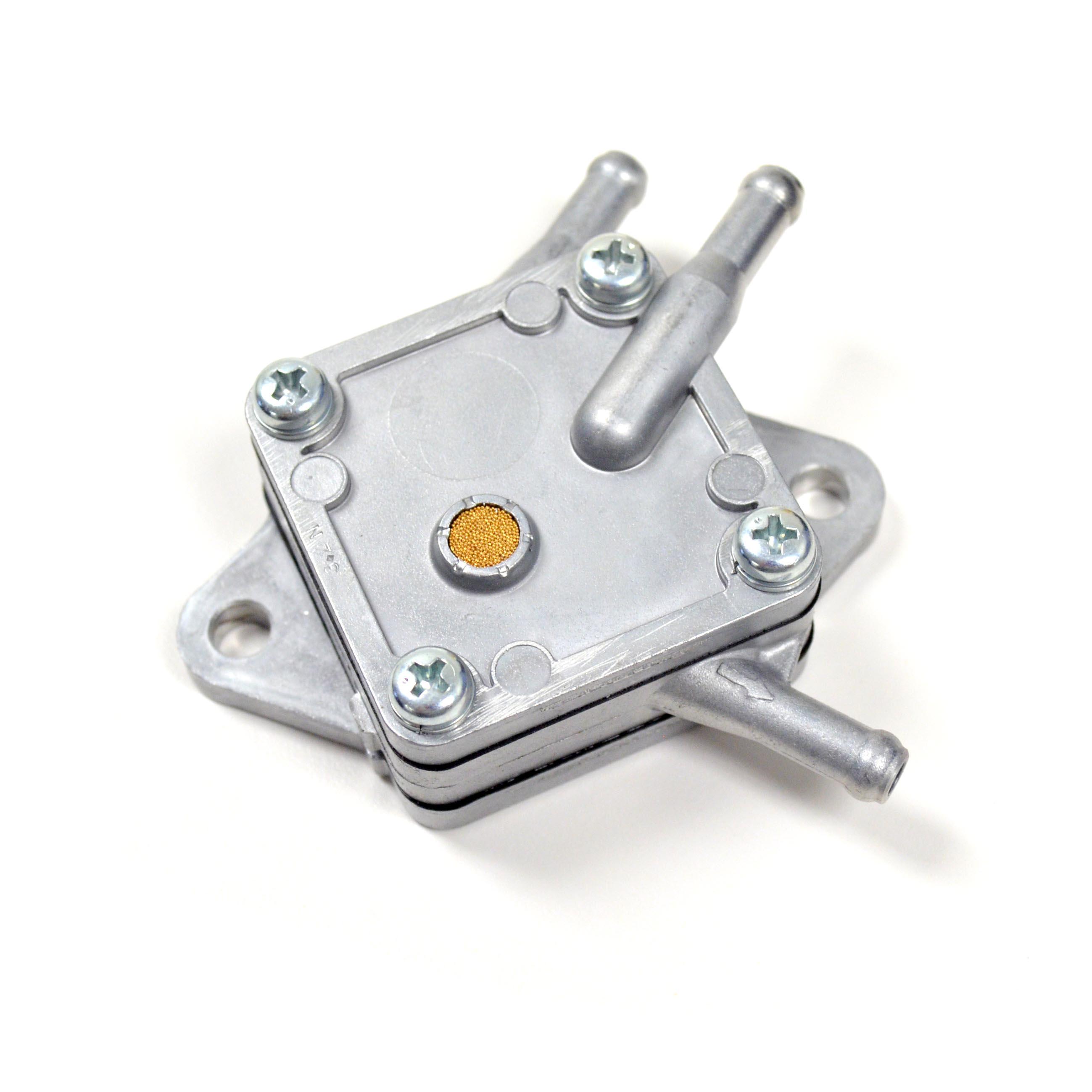 Mikuni 31 Liters/HR Square Fuel Vacuum Pulse Pump Single 1