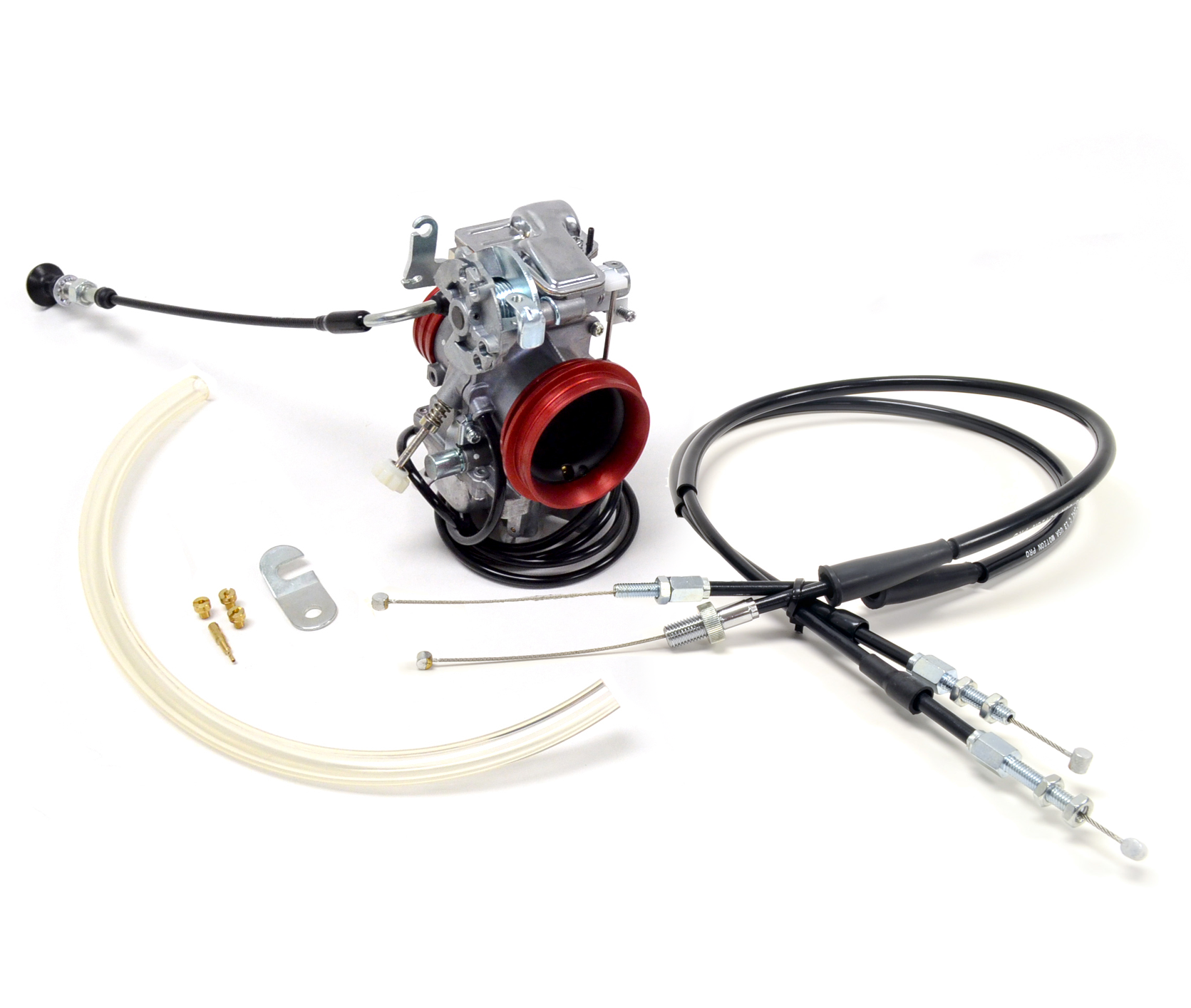 The XR's Only Mikuni Pumper Carburetor 40mm serves as a superior stock replacement carb, particularly if you're looking for a carb that performs with the authority of a pumper carburetor, with smoother acceleration, unsurpassed reliability and versatil.