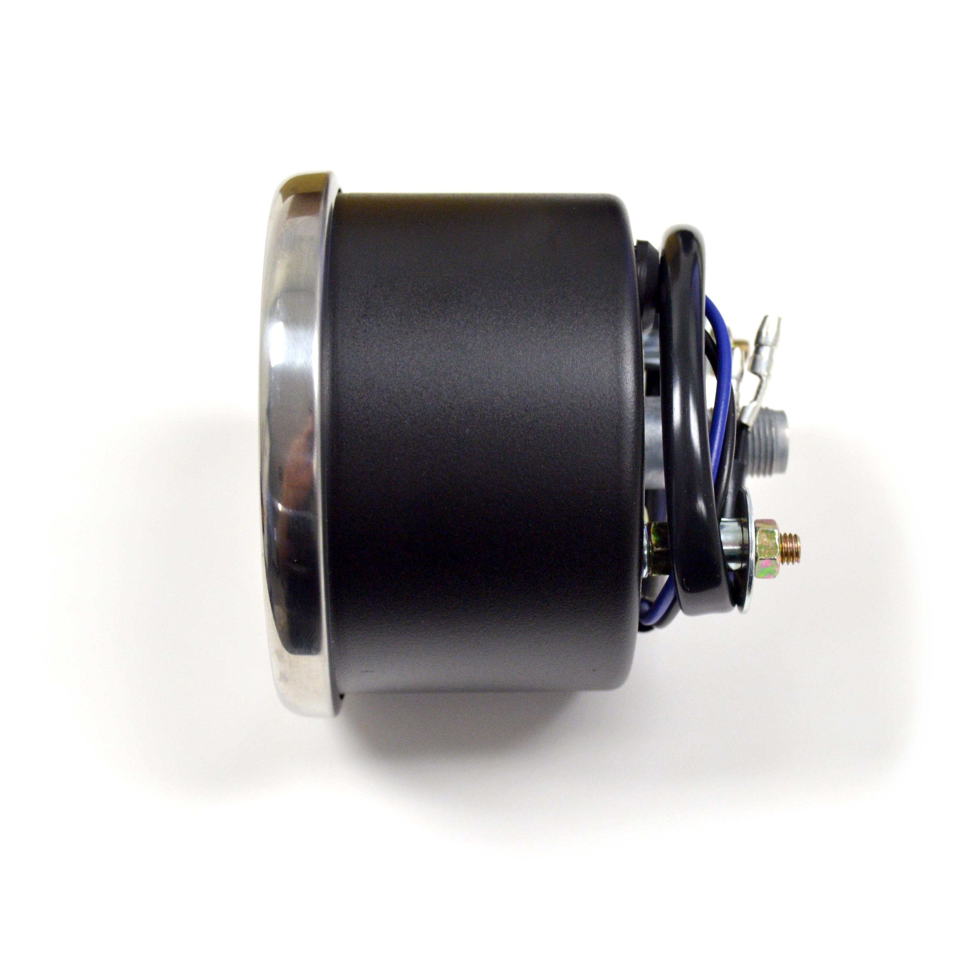 kawasaki h1 mach iii replica reproduction speedo kph speedometer gauge. Black Bedroom Furniture Sets. Home Design Ideas