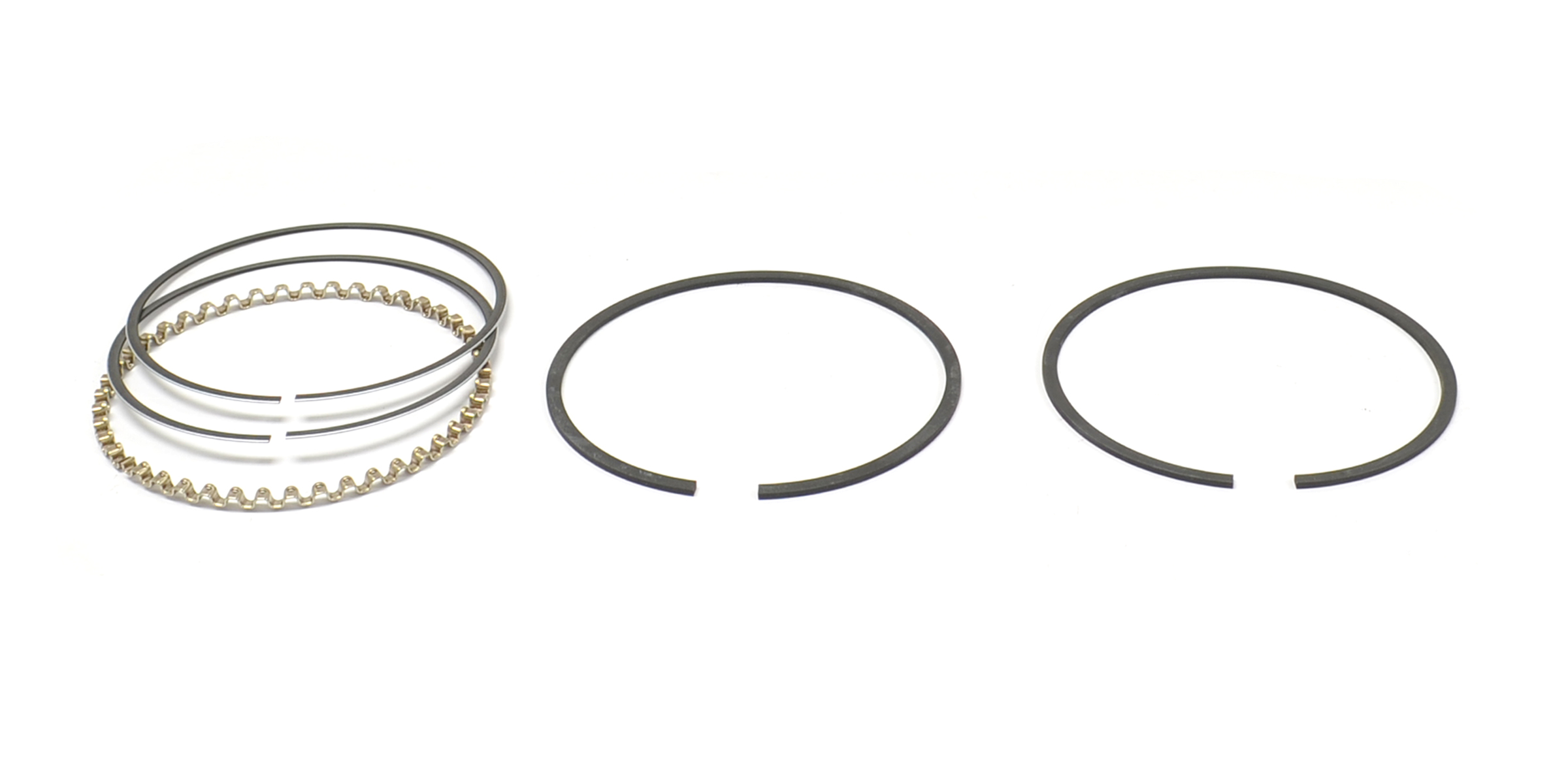 bsa b44 441 single hastings piston ring set r3750  hstd