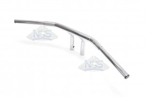 "Chopper Style 1-1/4"" T-Bar 8"" Rise 07-12591"