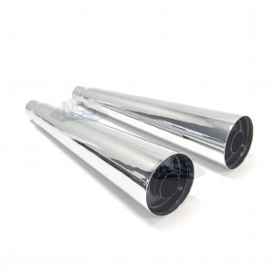 Honda CX500 All-Twin Megaphone Mufflers 001-1913