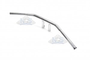 "Chopper Style 1-1/4"" T-Bar 6"" Rise 07-12590"