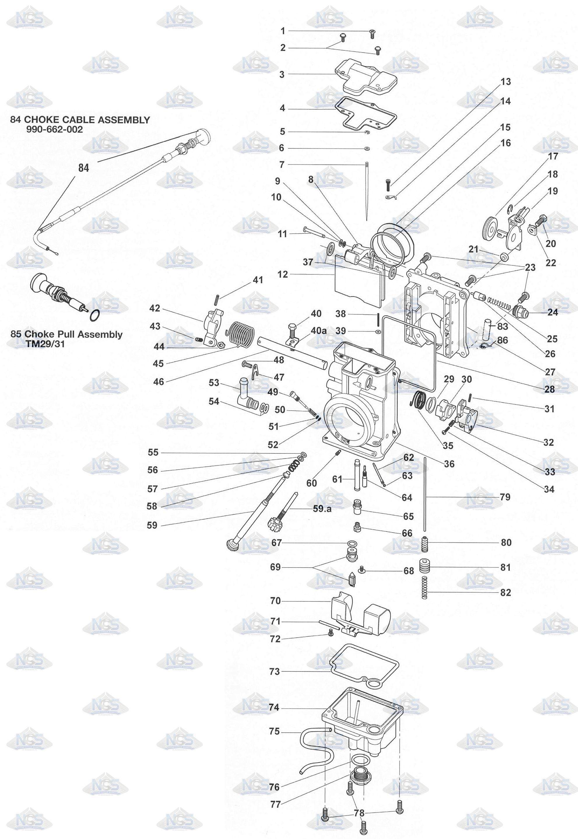atv carburetor rebuild kits  diagram  auto wiring diagram