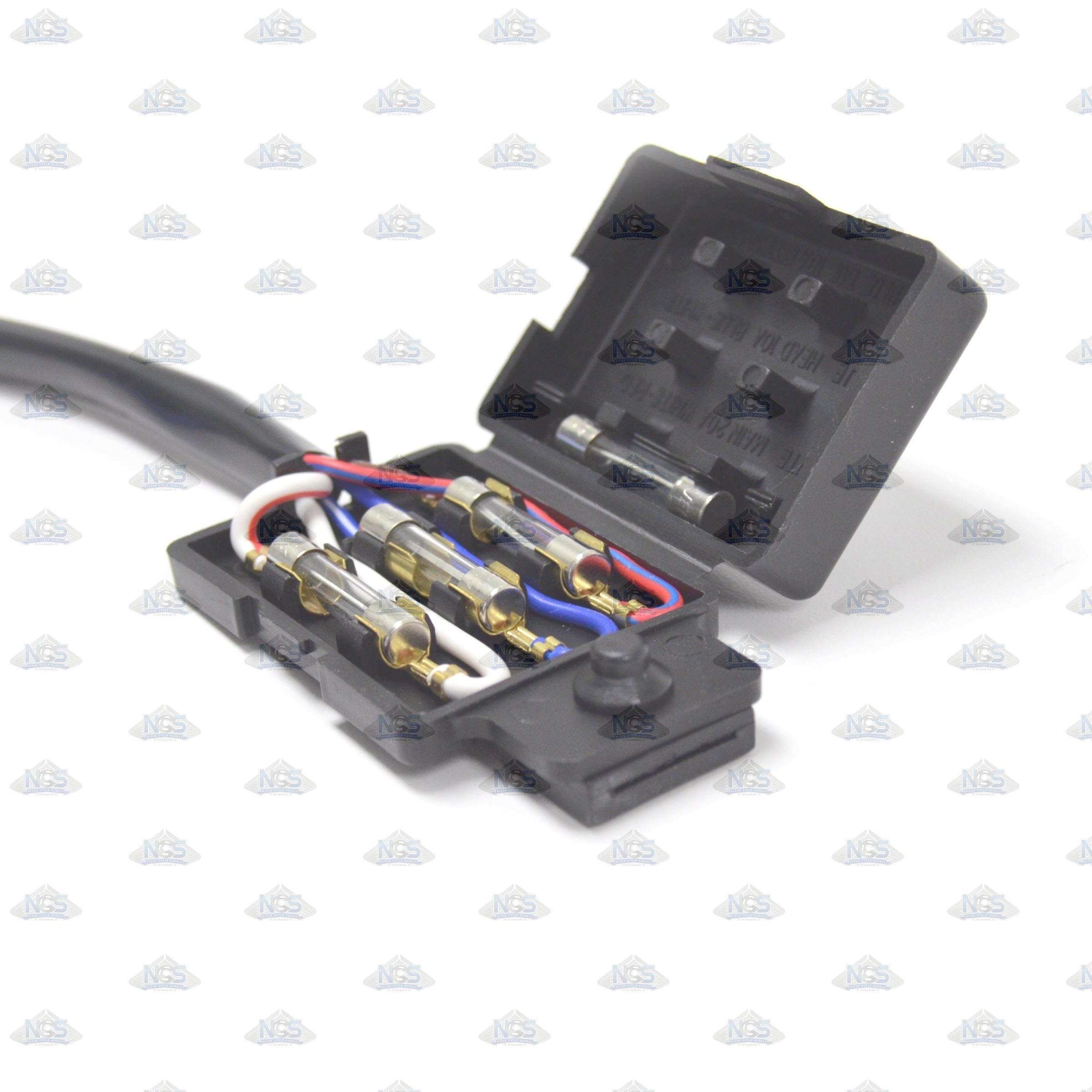 wiring harness available instock at niche cycle supply on 1974 Mach 1 1972 Mach 1 for kawasaki fuse box large plug 26004 1002