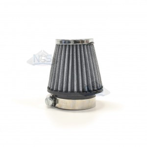 Round Tapered Air Filter - 42mm RC-107
