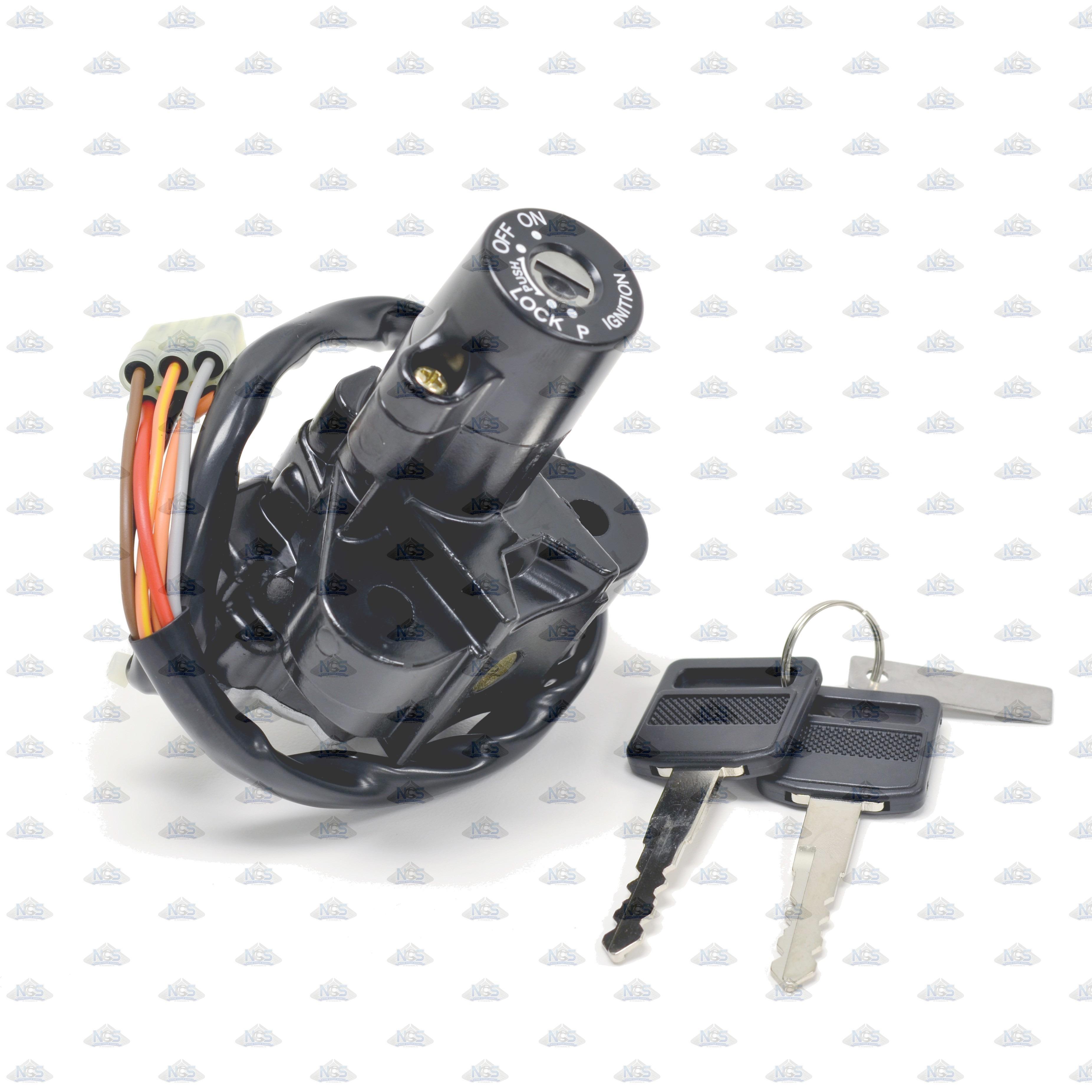 Suzuki Gsxr Ignition Switch