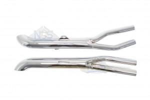 Honda CB900C T/O Mufflers 80-81 001-3110