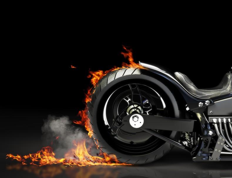 custom motorcycles parts