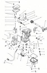 Mikuni Parts Finder