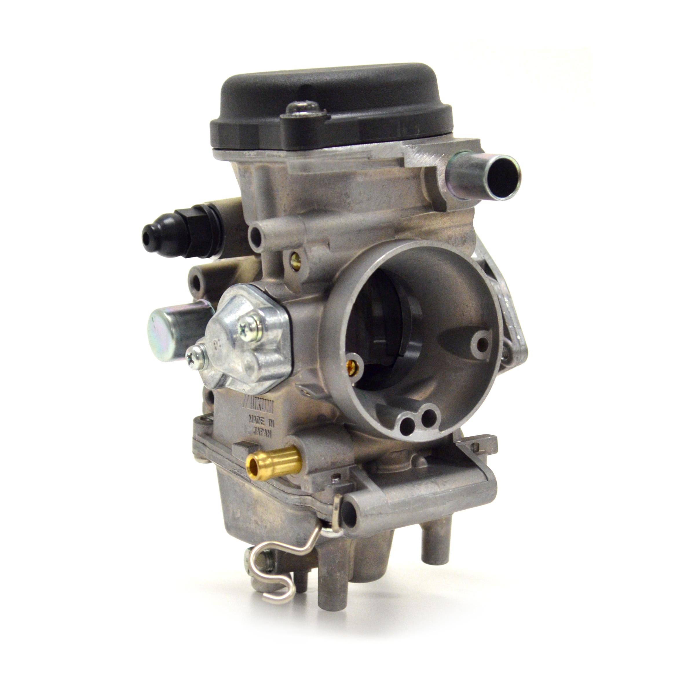 Mikuni carburetor Manual for 19b9