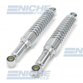 Kawasaki H1/H2 Chrome Rear Shocks 17-05692