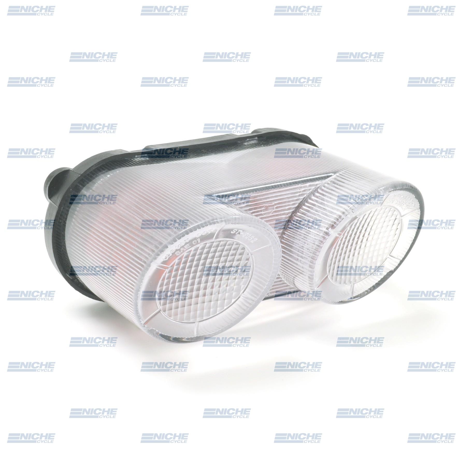 Yamaha FZ1 YZF-R1 Clear Taillight Lens 62-84770