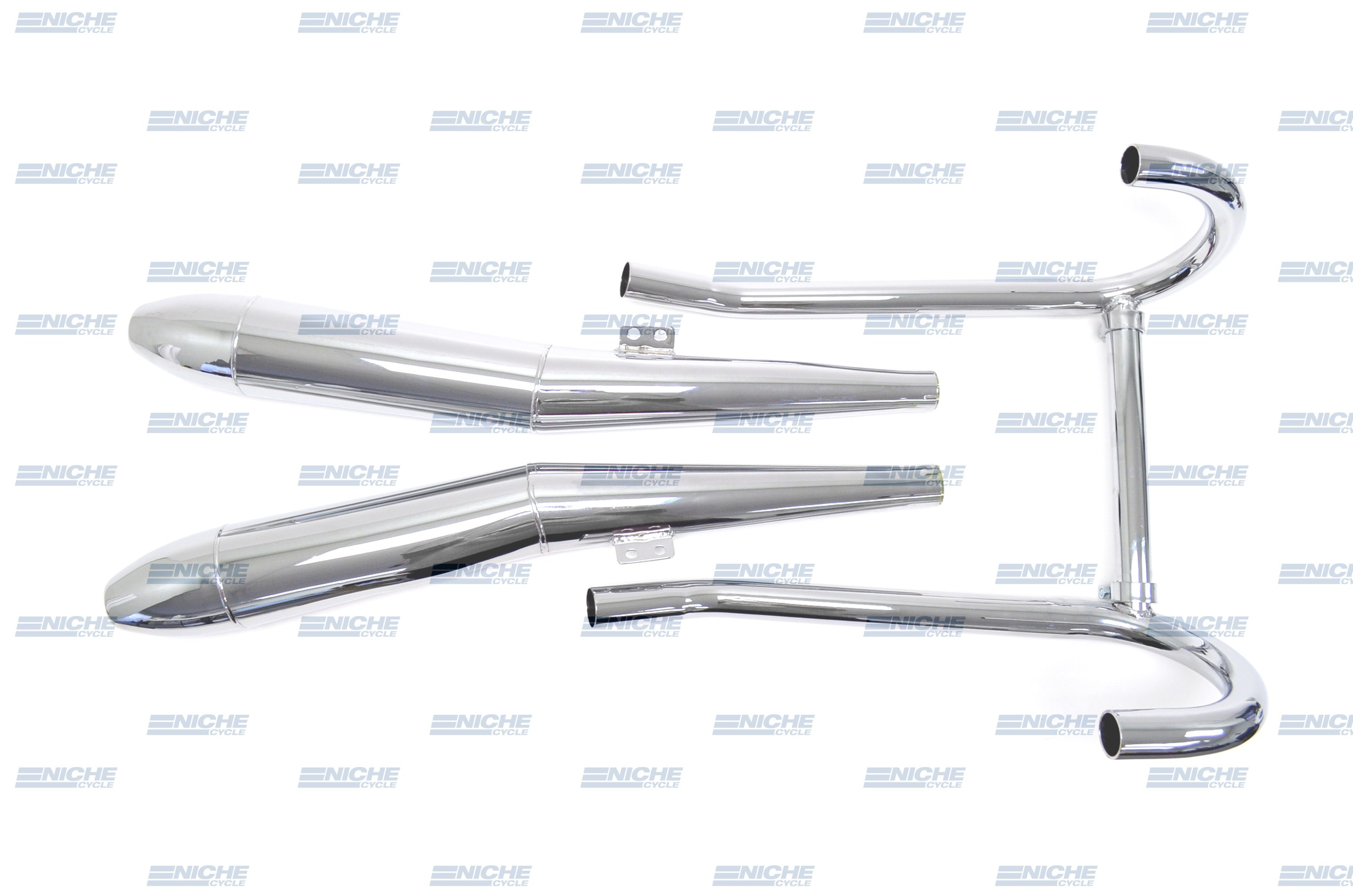 BMW R Model OE Replica Exhaust System 38mm /5 Models 69-72 NCS1003