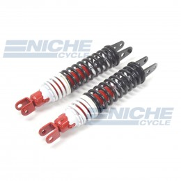 Vintage Japanese Style Rear Shock Set 17-05551
