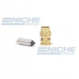 Mikuni 786-36011 - Needle & Seat Assembly 786-36011