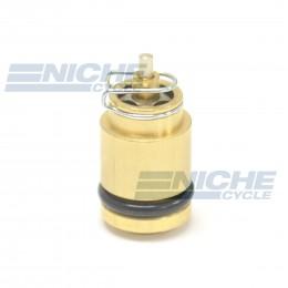 Mikuni 786-46001 - Metal Tip Needle & Seat Assembly 786-46001