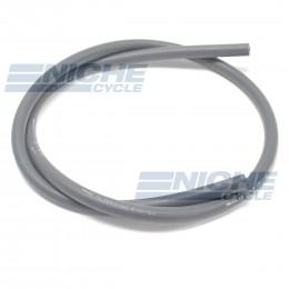 Grey Fuel Line  NBR+PCV 4.5mm x 8.5mm 1 Meter 3ft Feet 14-03823