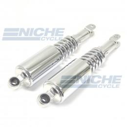 Honda Reproduction Chrome Shocks 450/500/550 17-04411