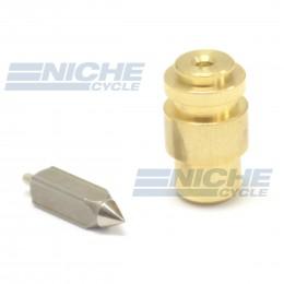 Mikuni N149.040 - Needle & Seat Assembly N149.040