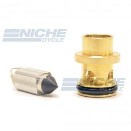 Mikuni 786-27001 - Viton Tip Needle & Seat Assembly 786-27001