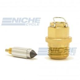 Mikuni VM15/172 - Metal Tip Needle & Seat Assembly VM15/172