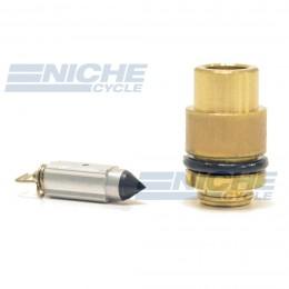 Mikuni 786-35015 - Viton Tip Needle & Seat Assembly 786-35015