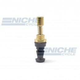 Mikuni Bullet Knob Style Choke Plunger Assembly - Brass Threads VM24/774