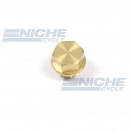 Mikuni VM38 Deep Drain Plug - Brass VM38/08