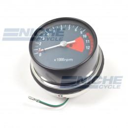 Honda CB750 12K RPM Replica Tachometer 58-37431