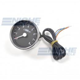 Mini Tachometer Gauge 8k RPM - Electronic 58-43679