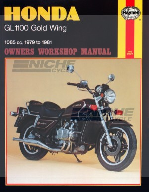 Honda GL1100 Gold Wing (79 - 81) M669