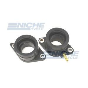 Yamaha XT/TT600 OE Style Left/Right Side Carburetor Flange Set 43F-13586-01-00/1VJ-13596-00 101-0642