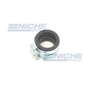 Universal Rubber 34mm Carburetor/ Manifold Adapter/Holder 101-1177