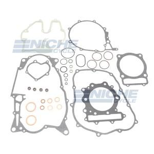Honda XR650L Top Bottom End Complete Gasket Set Kit 13-59616