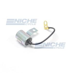 Yamaha Condenser for Hitachi Ignition - Left Side 132-81225-10-00