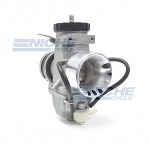 Amal Right Side, MKII, 38mm Smoothbore 2-stroke Carburetor 2038/312T
