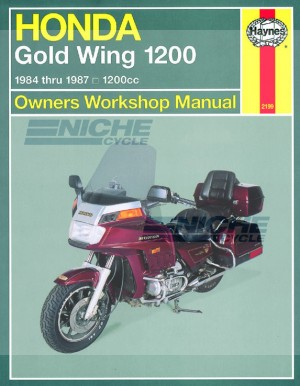 Honda GL1200 Gold Wing '84-'87 M2199