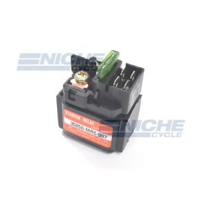 Honda Starter Motor Relay 35850-MR5-007 24-61000