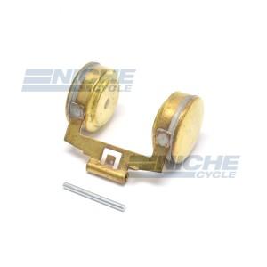 Yamaha Brass Carburetor Float 2A2-14985-01-00