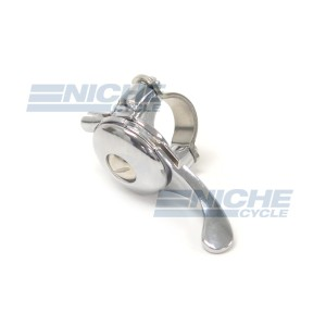 Air/Mag Right Side Flat End Control Lever 32-69623